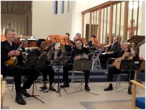 London Mandolin Ensemble