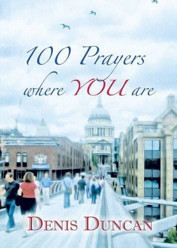 Cover of 100 Prayers where YOU are