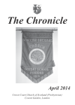 Chronicle April 2014