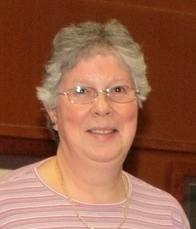 Sheila Haddon - former church secretary